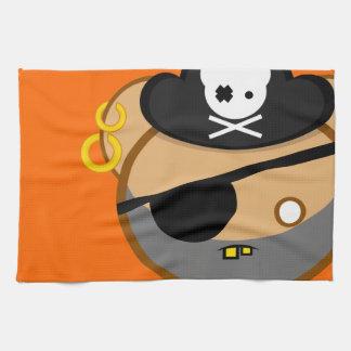 海賊Oodleタオル キッチンタオル