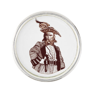 海賊Pin ラペルピン