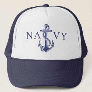 海軍いかり キャップ