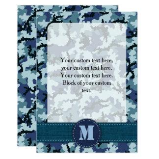 海軍カムフラージュ カード