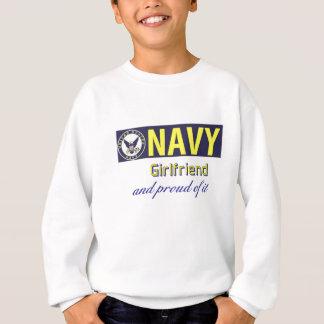 海軍ガールフレンド スウェットシャツ