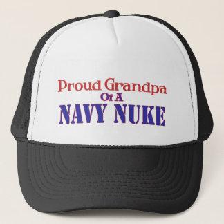 海軍原子力の誇り高い祖父 キャップ