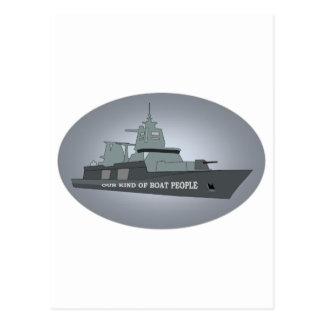 海軍大使 ポストカード