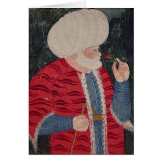 海軍大将のKhair ED喧騒1540年 グリーティングカード