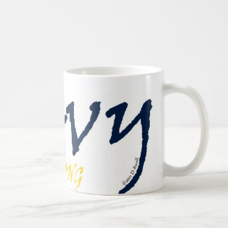 海軍強いマグ コーヒーマグカップ