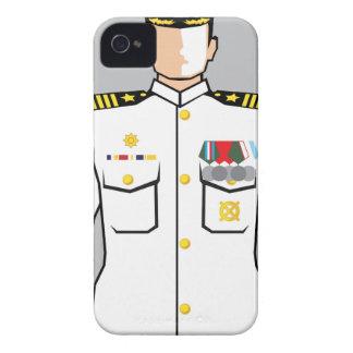 海軍役人 Case-Mate iPhone 4 ケース