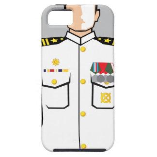 海軍役人 iPhone SE/5/5s ケース
