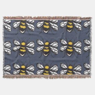 海軍控え目な《昆虫》マルハナバチの投球 スローブランケット