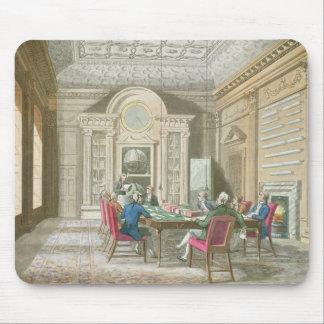 海軍本部の会議室、1808年 マウスパッド