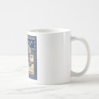 海軍桟橋シカゴ コーヒーマグカップ