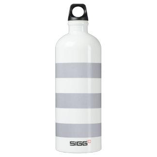 海軍灰色白の海兵隊員 ウォーターボトル