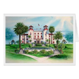 海軍病院、サンディエゴ、カリフォルニア カード