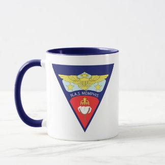 海軍航空基地-メンフィス マグカップ