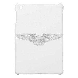 海軍飛行役人の翼-銀 iPad MINIカバー