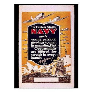 海軍 ポストカード