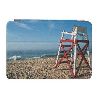海辺米国、ロードアイランド、チャールストンのビーチ iPad MINIカバー