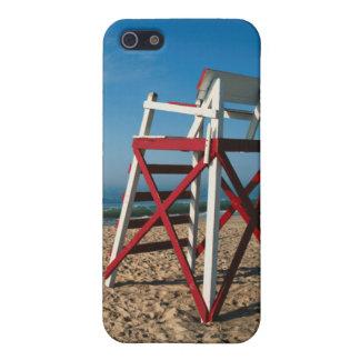 海辺米国、ロードアイランド、チャールストンのビーチ iPhone 5 カバー