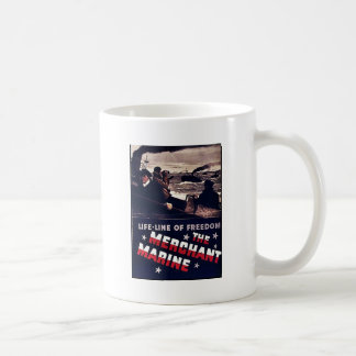 海運力 コーヒーマグカップ