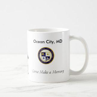 海都市記憶: シール コーヒーマグカップ