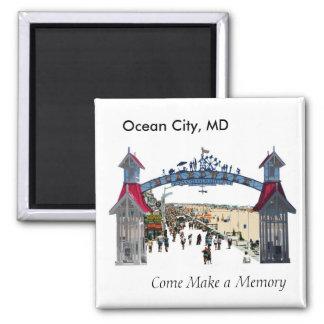 海都市記憶: 磁石