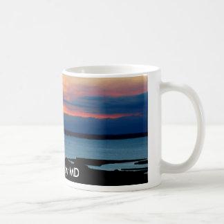 海都市、MDのマグ コーヒーマグカップ