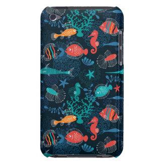 海魚の下 Case-Mate iPod TOUCH ケース