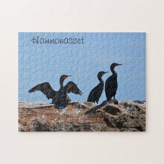 海鳥のパズル ジグソーパズル