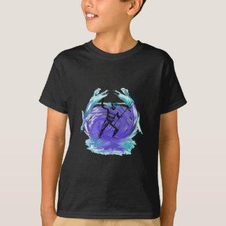 海1のPoseidonの神 Tシャツ