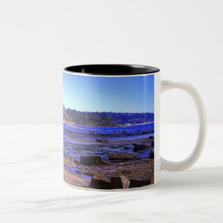 海 ツートーンマグカップ