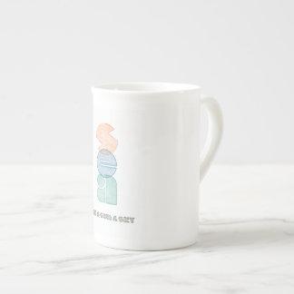 海 ボーンチャイナカップ