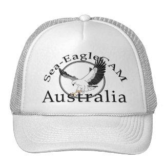 海EagleCAMのロゴの帽子1 帽子