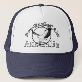 海EagleCAMのロゴの帽子2 キャップ