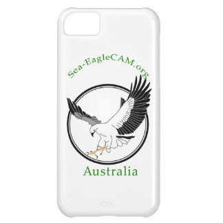 海EagleCAMのロゴIの電話箱 iPhone5Cケース