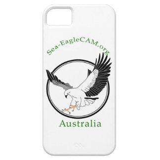 海EagleCAMのロゴIの電話箱 iPhone 5 ケース