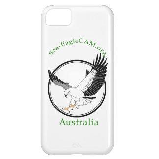 海EagleCAMのロゴIの電話箱 iPhone 5C ケース