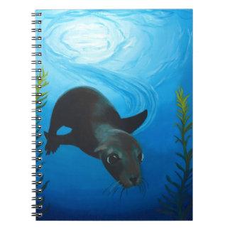 海Lion.jpg ノートブック