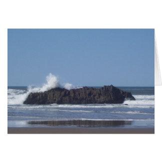 海SPLASH-OREGONの海岸 カード