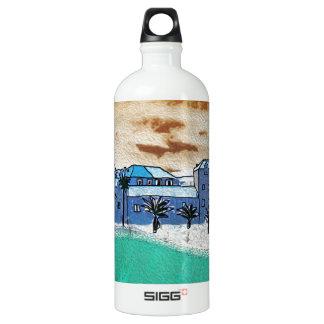 海Supetarの都市 ウォーターボトル