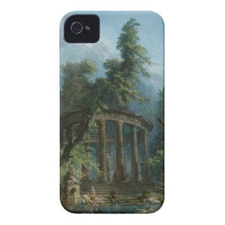 浸るプール-ヒューバートロバート Case-Mate iPhone 4 ケース