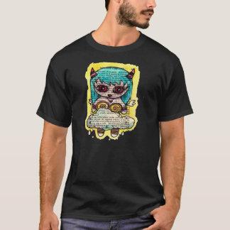 消費の女神 Tシャツ