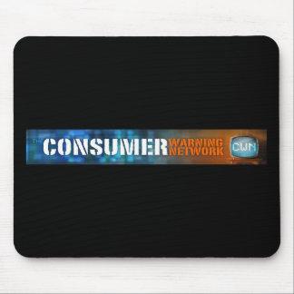 消費者警告ネットワーク マウスパッド