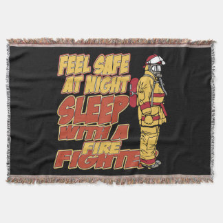 消防士との睡眠 スローブランケット