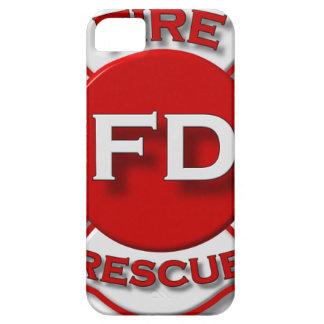 消防士のプライド iPhone SE/5/5s ケース