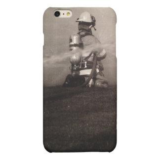 消防士の働き マットiPhone 6 PLUSケース