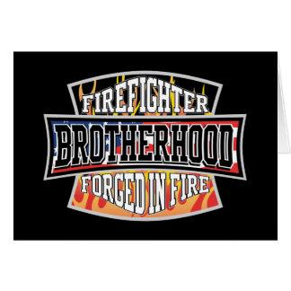 消防士の同業組合 カード