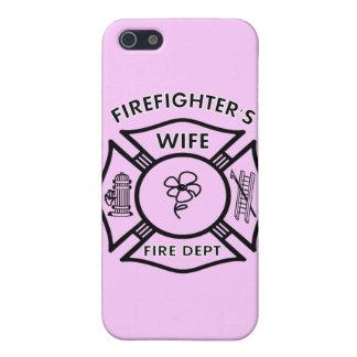 消防士の妻 iPhone SE/5/5sケース