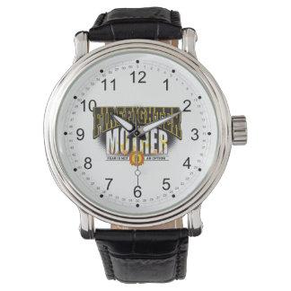 消防士の母 腕時計