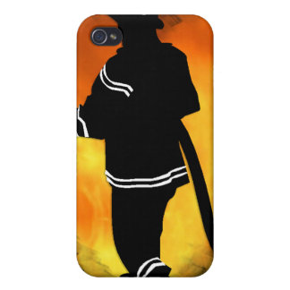 消防士愛炎 iPhone 4 COVER