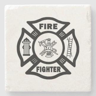 消防士 ストーンコースター