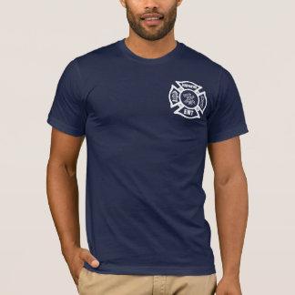 消防士EMT Tシャツ